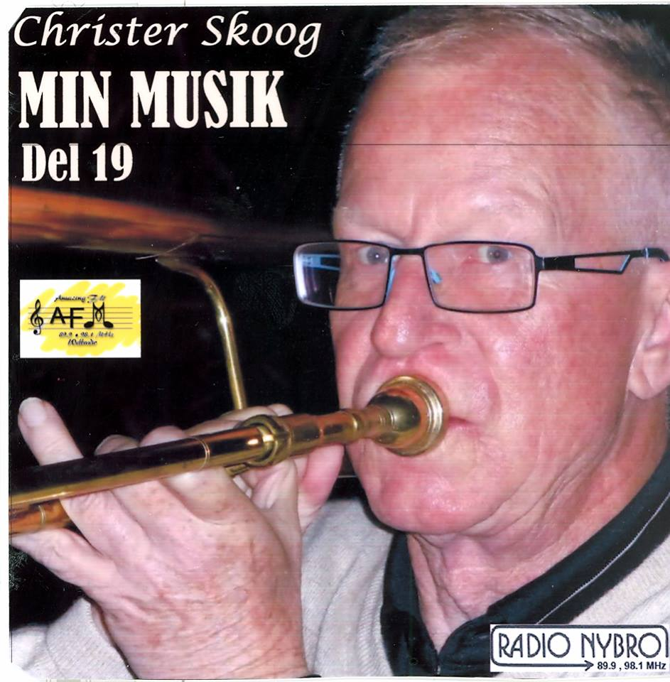 I kvällens Amusing Jazz bjuder Christer Skoog på sina favoriter Del 19.