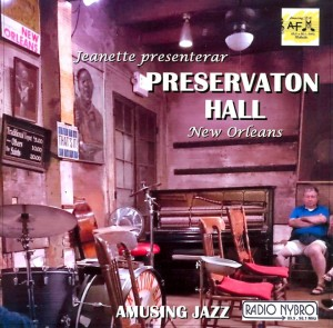 Jazz Jeanette New Orleans
